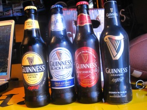 Guiness Winter Variety