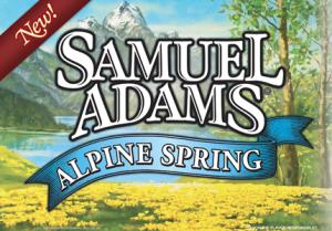 Sam Adams Alpine Spring