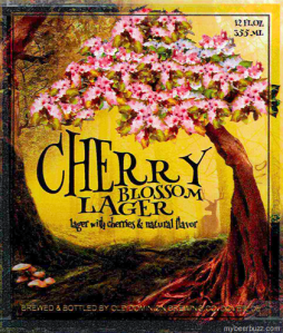 Old Dominion Cherry Blossom Lager