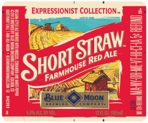 Blue Moon Short Straw