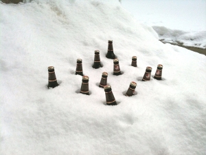 Snow and Beer