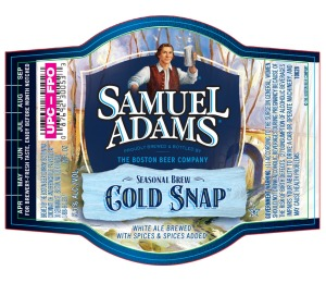 Sam Adams Cold Snap