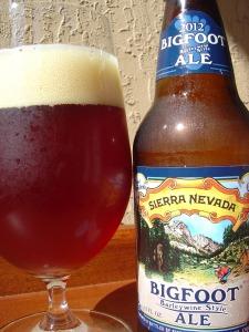 Sierra Nevada Bigfoot Ale