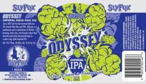 Sly Fox Odyssey