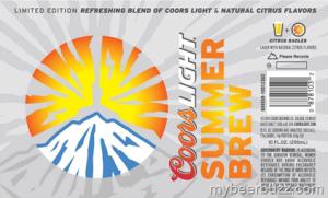 Coors Light Summer