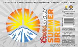 Coors Light Summer