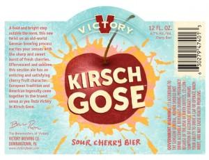 Victory Kirsch Gose
