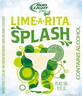 Bud Lt Splash