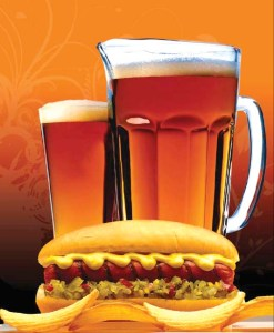 Hot Dog And Beer 2