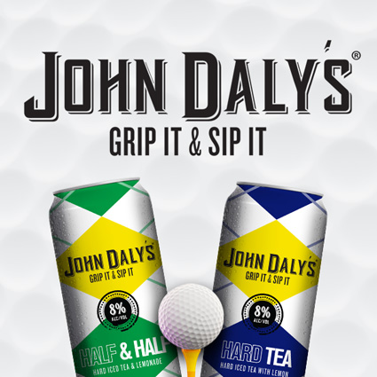 John Daly's Tea