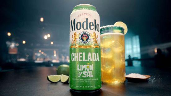 Modelo Chelada Limon y Sal